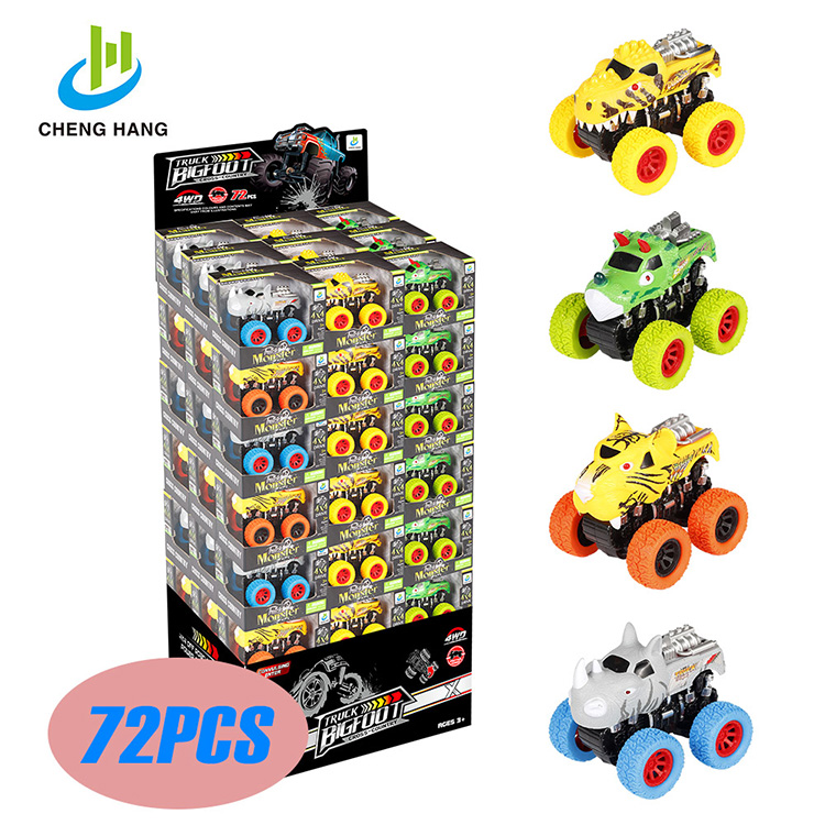 new 2019 kids toys hobbies <strong>Friction</strong> Sound Dinosaur Inertia toy push Car Truck Dino Dragon Vehicle monster car hotwheels toy cars