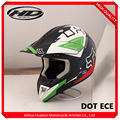 For Sale in china Micrometric buckle System safety motocross helmet