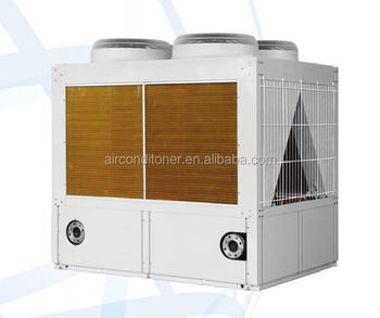 2017 high efficiency D type modular water chiller for LSQWRF65