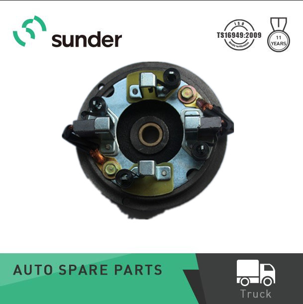 auto spare parts carbon brush holder engine Mitsubishi starter parts with high quality