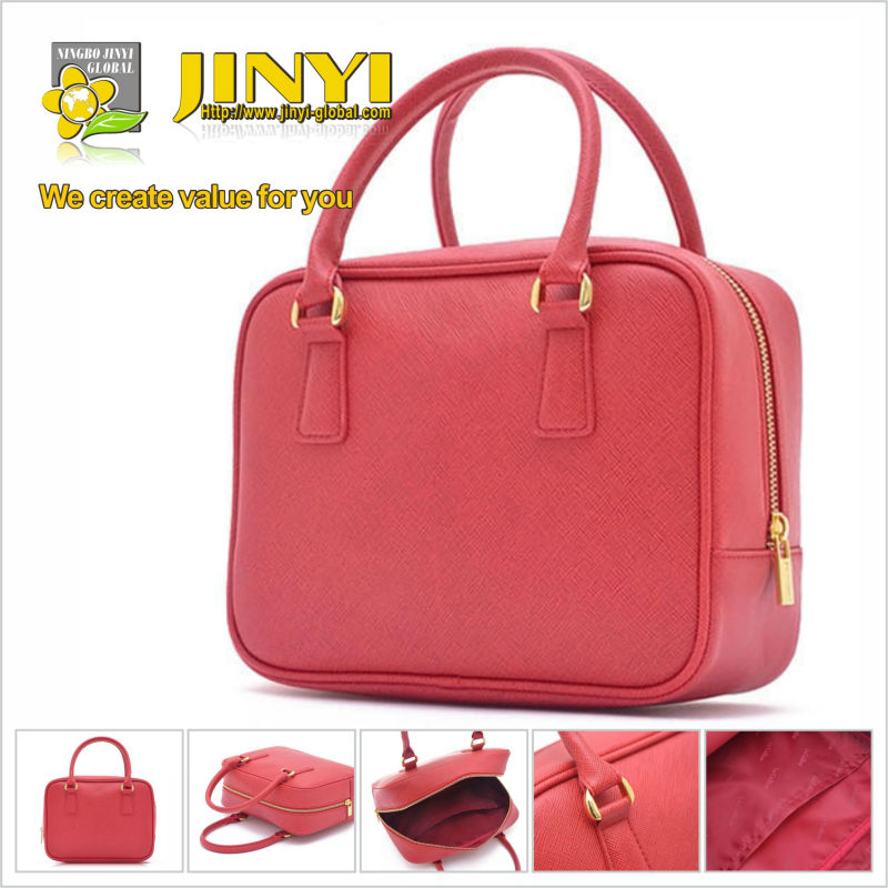 2014 ladies pu laptop bag hottest computer case