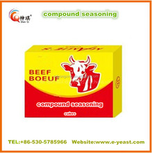 Magic bouillon cubes brand 10g/cube, 60cubes/box,24boxes/ctn beef flavour cooking bouillon cubes seasoning cubes