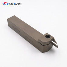 Indexable insert end face turning tools grooving tools
