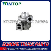 Turbocharger For RENAULT 5010550014
