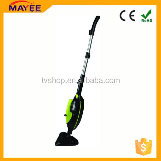 Supplier from ningbo ABS material 1300w multifuction steam mop cleaner/carpet floor cleaning mop