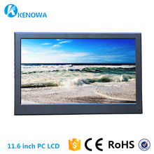 Battery Powered Lcd Video Small Computer Gaming 144 Hz Oem Led 11.6 Inch Monitor Wholesale