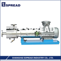 Industrial Three Stages Inline High Shear