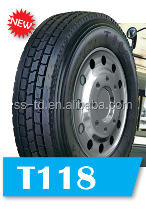 Three-A All Steel Radial Trailer Tires 11R24.5
