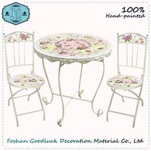 Hand Painted Roman Italian Style Modern Dining Room Novelty Furniture