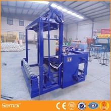 metal wire mesh fencing equipment fixed knot fence machine supplier