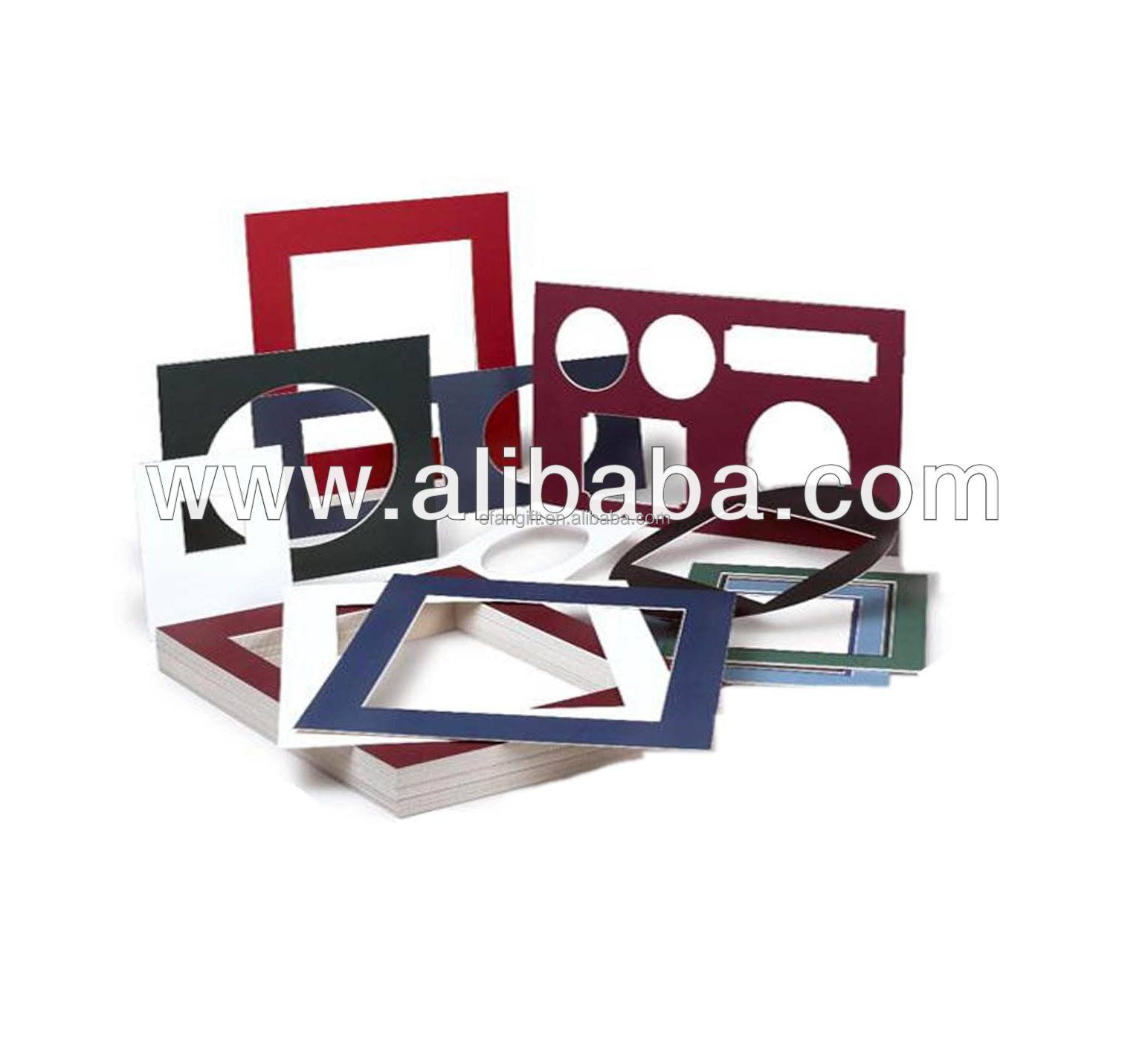 photo frame mat board