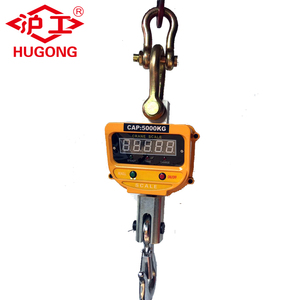 hydrostatic balance ocs crane scale manual 3T 5T