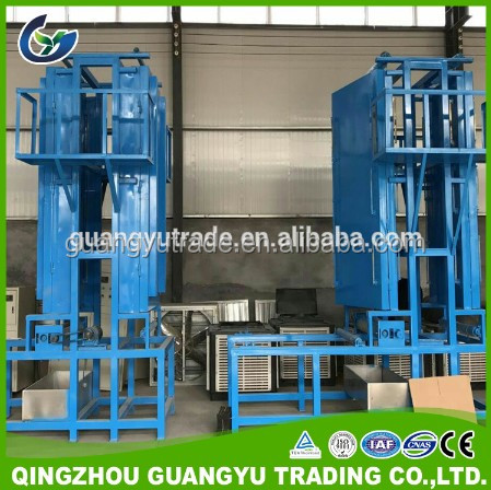 High quality honeycomb pad machine 740mm and 1100mm