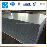 Aluminum Corrugated Sheet For Roofing And Gutter