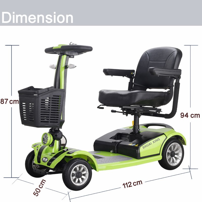 vip scooter manufacturer