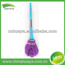 microfiber twist and magic twist iron mop stick HY-N002