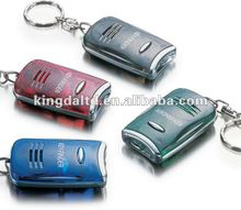Digital Tire Gauge With Key Chain