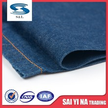 New fashion 100% cotton selvedge denim fabric wholesale