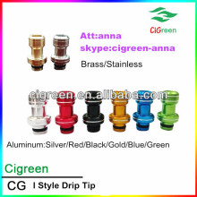 2014 newest hot selling 510 e-cigarette wholesale delrin drip tip