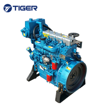 CE approved global warranty 30 hp marine diesel engine