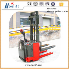 2 Ton Forklift Electric Powered Move Pallet Stacker