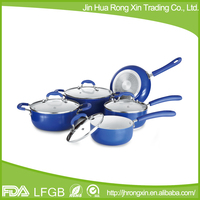 Induction bottom kitchen king cookware with uniform heat transfer