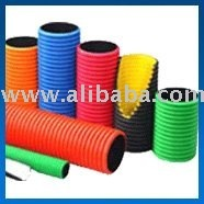 HDPE DOUBLE WALL CORRUGATED PIPE DUCT