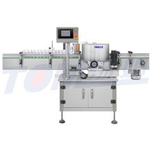 China top brand new design beer bottle label machine
