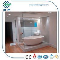 shower screen glass price