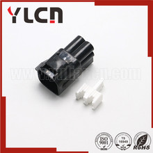 YLCN Factory PBT High Quanlity 4 Way Female Delphi Waterproof Auto Connector Cable hole Plug DJ7041Y-4.8-11