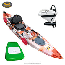 electric motor kayak plastic kayak