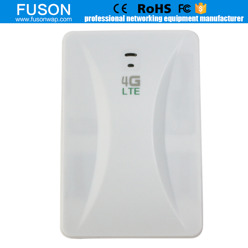 Portable best OEM/ODM 4g modem lte router wifi with sim card slot