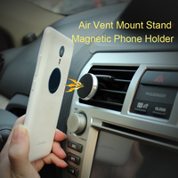 2017 High Quality Competitive Price Wholesale Universal business gift Car Magnet Phone Holder For Samsung S8
