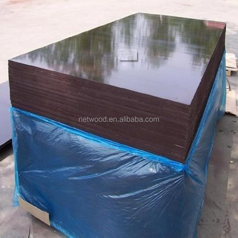 Construction Marine Grade Film Faced Plywood finger joint