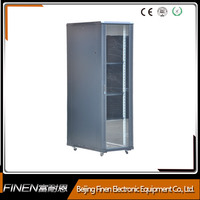 19'' rack-mount telephone system and PABX cabinet storage cabinet