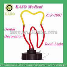 KASO Dental Clinic Decoration Teeth Light for Clinic GiftZYR-2001