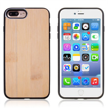 Mobile phone accessories,genuine wood grain leather phone case for iphone 7 8 x case