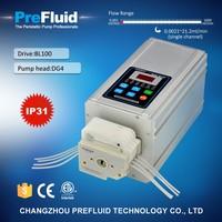 Prefluid BL100 Flow Rate Display Pump, dewatering pumps
