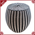 2016 China Home Furniture Fashion Style Zebra Plastic Cheap High Stool