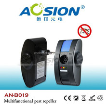 Aosion provide best selling Multifunctional ultrasonic led pest repeller,dust repellent