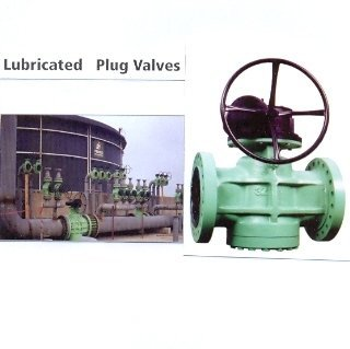 Lubricated Plug Valve Natural Gas