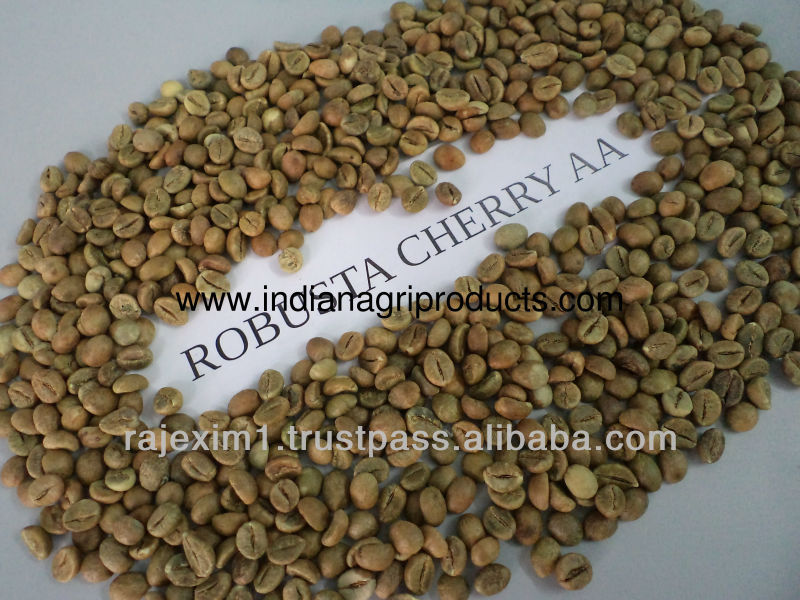 Robusta Coffee Bean from India