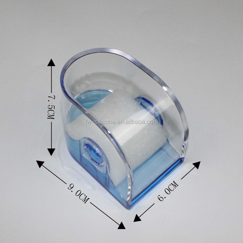 Clear Hard Plastic Box Acrylic Watch Box