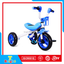 Plastic Tricycle Kids Bike With EVA Wheels SF-12