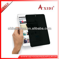privacy screen protector ,New Arrival!!! Screen Protectors for iPad mini Exact Size as True Device
