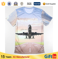 Wholesale Dry Fit t shirts for Sublimation printing Cheap 3d t shirt Promotional T Shirts