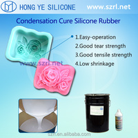 RTV Mould Making Silicone Rubber for soap molds