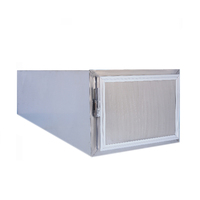 (MSLMR01W)Hot/Cheap one dead body stainless steel corpse freezer/dead body refrigerators