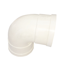 Wholesale 20mm plastic water pipe fitting 90 degree elbow accessories