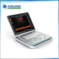 Top quality 15 inch color doppler portable echocardiography machine price